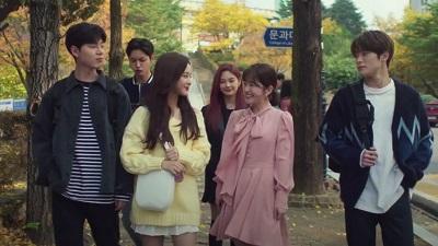 Dear M Korean Drama - Jeong Jae Hyun and Park Hye Soo