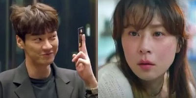 Hello? It's Me! Korean Drama - Kim Young Kwang and Choi Kang Hee