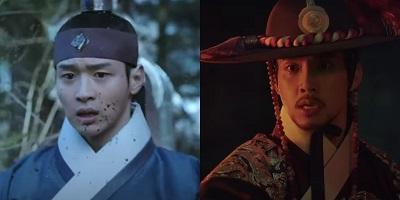 Joseon Exorcist Korean Drama - Jang Dong Yoon and Park Sung Hoon