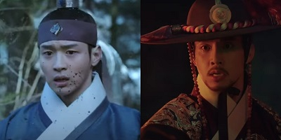 Joseon Exorcist Korean Drama - Jang Dong Yoon and Park Sung Hoon