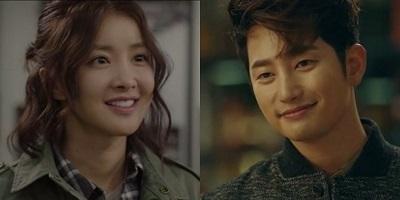 The Mentalist Korean Drama - Park Shi Hoo and Lee Shi Young