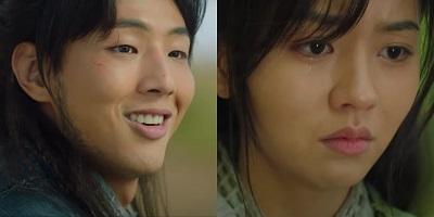 River Where the Moon Rises Korean Drama - Ji Soo and Kim So Hyun