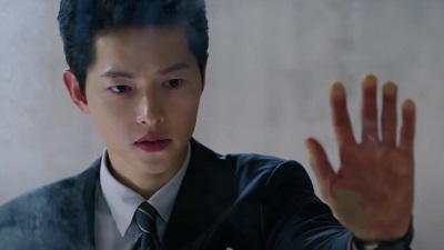 Vincenzo Korean Drama - Song Joong Ki
