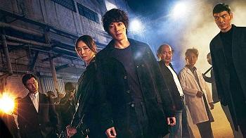 L.U.C.A.: The Beginning Korean Drama - Kim Rae Won and Lee Da Hee