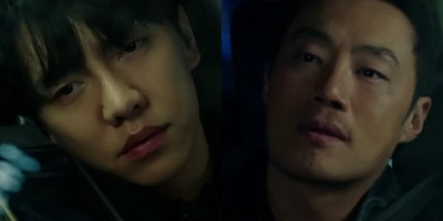 Mouse Korean Drama - Lee Seung Gi and Lee Hee Joon