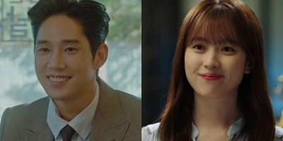Happiness Korean Drama - Park Sung Hoon and Han Hyo Joo