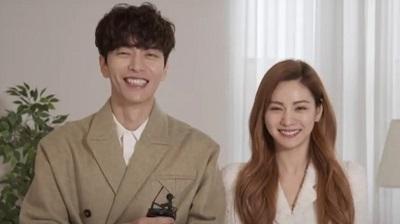 Oh! Master Korean Drama - Lee Min Ki and Nana
