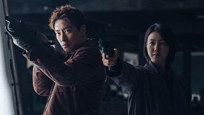 Dark Hole Korean Drama - Lee Joon Hyuk and Kim Ok Bin