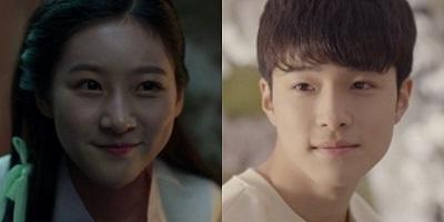 Excellent Shaman Ga Doo Shim Korean Drama - Nam Da Reum and Kim Sae Ron
