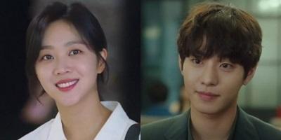 Office Blind Date Korean Drama - Ahn Hyo Seop and Jo Bo Ah