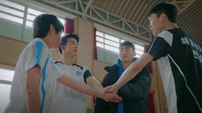 Racket Boys Korean Drama - Tang Jun Sung, Son Sang Yeon, Choi Hyun Wook, Kim Kang Hoon