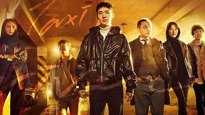 Taxi Driver Korean Drama - Lee Je Hoon and Esom
