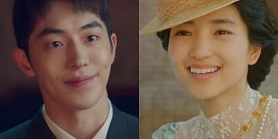 Twenty-Five Twenty-One Korean Drama - Nam Joo Hyuk and Kim Tae Ri