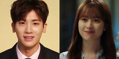 Happiness Korean Drama - Park Hyung Sik and Han Hyo Joo