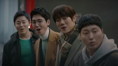Hospital Playlist 2 Korean Drama - Jung Kyung Ho, Jo Jung Suk, Yoo Yeon Seok, Kim Day Myung