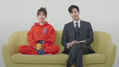 Monthly House Korean Drama - Kim Ji Suk and Jung So Min