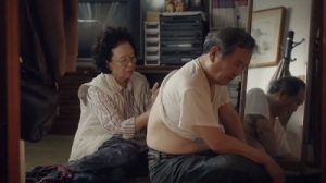 Navillera Korean Drama - Park In Hwan and Na Moon Hee