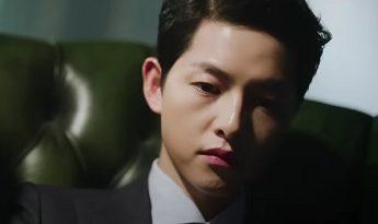 Chaebol Family's Youngest Son Korean Drama - Song Joong Ki