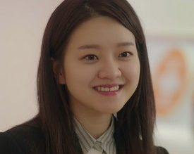 Tracer Korean Drama - Go Ah Sung