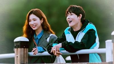 Run On Korean Drama - Im Siwan and Shin Se Kyung