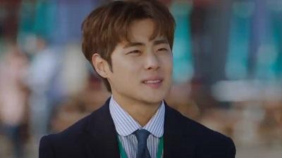 History of Losers Korean Drama - Park Byung Gu