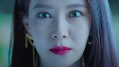 The Witch's Diner Korean Drama - Song Ji Hyo