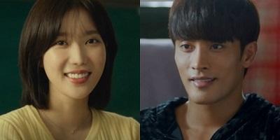 Jane the Virgin Korean Drama - Sung Hoon and Im Soo Hyang