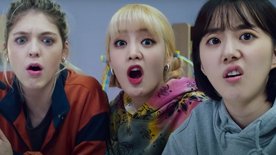 So Not Worth It Korean Drama - Park Se Wan, Carson Allen, Minnie