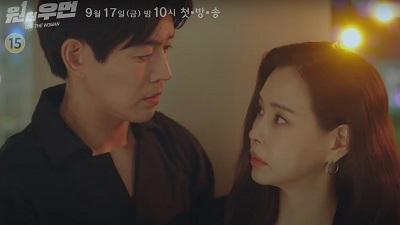 One the Woman Korean Drama - Lee Sang Yoon and Honey Lee
