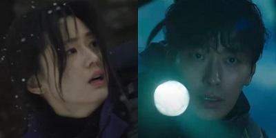 Cliffhanger Korean Drama - Joo Ji Hoon and Jun Ji Hyun