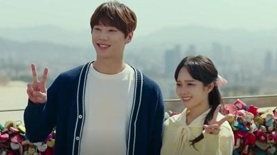 Imitation Korean Drama - Lee Jun Young and Jung Ji So