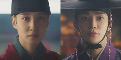 The King's Affection Korean Drama - Rowoon and Park Eun Bin