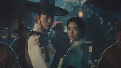 The Secret Royal Inspector and Jo Yi Korean Drama- Taecyeon and Kim Hye Yoon