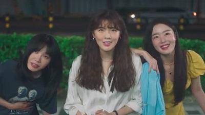 Work Later, Drink Now Korean Drama - Lee Sun Bin, Jugn Eun Ji, Han Sun Hwa